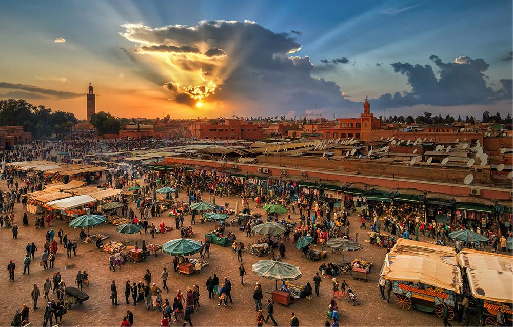 Transferência de Marrakech